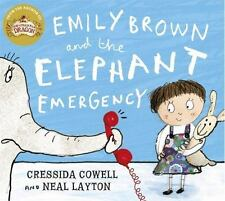 Emily Brown: Emily Brown and the Elephant Emergency, Mayhew, James, Cowell, Cres