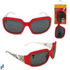 Superman Kinder Rot und Schwarz Kunststoff Sonnenbrillen IfS66iz164