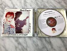 David Bowie Scary Monsters CD SACD Gold Super Audio Disc 2003 EMI EU Import RARE