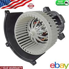 Fit For PORSCHE Cayenne Audi Q7 Volkswagen Touareg A/C Heater Fan Blower Motor