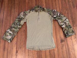 Patagonia Level 9 Combat Shirt Multicam Medium NSW SEAL SOF CAG