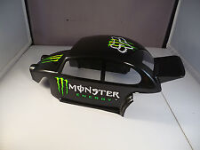 NEW BODY SHELL FOR KYOSHO BEETLE BUGGY 1/10- GLOSS BLACK
