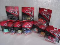 Mattel Disney Pixar Cars 3 - Autos zum aussuchen - Neu & OVP