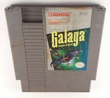 NES Galaga Demons of Death Game Only Free Shipping!