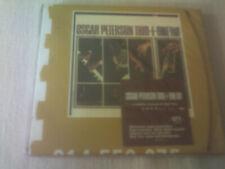 OSCAR PETERSON TRIO & ONE CLARK TERRY - 10 TRACK CD ALBUM