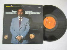"HUGO MONTENEGRO LOVE THEME FROM THE GODFATHER VINYL LP RECORD 12"" Quadraphonic"
