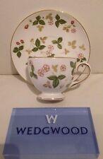 Wedgwood Strawberry - Tazza Thé Strawberry Wedgwood -Tea Cup Wedgwood Porcellana