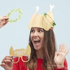 'TURKEY TOSSER' CHRISTMAS GAME -Festive Xmas Day / Dinner Party Activity /Hoopla