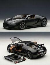 1:18 AUTOart Bugatti Veyron Super Sport Carbon Black #70937 + kostenlose Vitrine