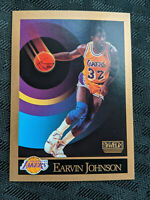 1990 Earvin Johnson 138 Sky Box Magic Basketball Card NBA