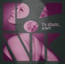 P!NK PINK The Albums...So Far! 6CD BOX SET NEW Can't Take Me Home/I'm Not Dead