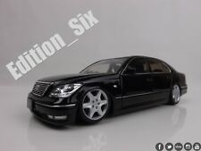 Rare 1:24 Hotworks Pro Shop TOYOTA CELSIOR LEXUS LS 460 Vip style Jdm model car