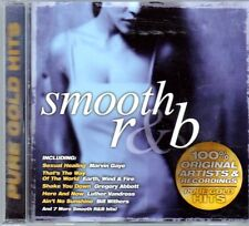 Smooth R&B PURE GOLD COLLECTION CD Classic LUTHER VANDROSS FREDDIE JACKSON