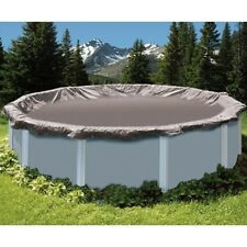 Swimline Sd18Rd Super Deluxe Above Ground Swimming Pool Winter Cover 18 ft New