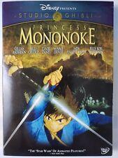 Princess Mononoke Disney Hayao Miyazaki Dvd Studi 00006000 o Ghibli New Billy Bob Thornton