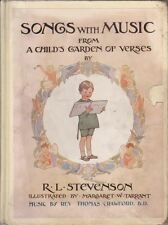 Songs with Music from A Child's Garden of Verses : Robert Louis Stevenson