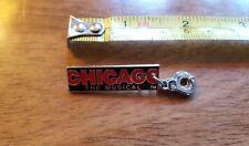 chicago enamel badge