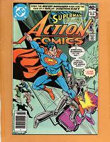 SUPERMAN IN ACTION COMICS # 504 HIGH GRADE NM