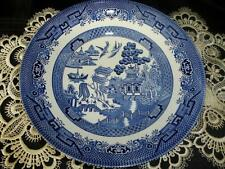 Earthenware Staffordshire Pottery Dinner Plates