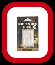 Fire Starter Tinder Feuer-Anzünder Brennhilfe Feuerstarter Outdoor Army
