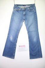 Levi's 518 Superlow Cod.Y1495 tg.13 m-jeans gebraucht niedrige Taille