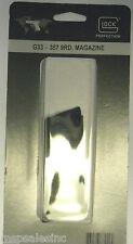 Glock G33 - 357SIG 9 Round Pistol Magazine NEW in Retail Packaging Glock Factory