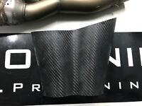 repack repair kit for ducati diavel termignoni carbon fiber exhaust muffler can