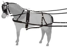 Miniature Horse Nylon Driving Harness - Low Maintenance