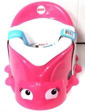 Fisher Price Toddler Girls Pink Ladybug Potty Training Seat Toilet