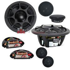 """Morel Elate Ti-603 Car 6-1/2"""" 3-Way Elate Titanium Series Component Speakers"""