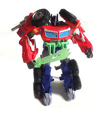 Transformers Prime Beast Hunters OPTIMUS PRIME Leader Scale Truck to figure toy