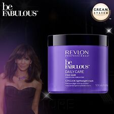 Revlon Be Fabulous mascarilla cuidado diario - 500 ml