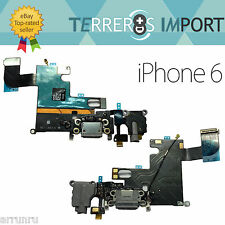 Conector de carga Apple iPhone 6 A1586 821-1853-a blanco original