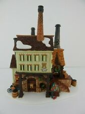 Dept 56 New England Village Castle Glassworks #56661 Never Displayed