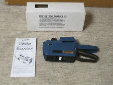 GARVEY CONTACT Model 18-6   - ^ Character 1 Line Price Labeler Gun - Used