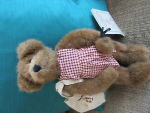 """Boyds Bears  Bear Style #90500 Meridian Wishkabbile at the County Fair 11"""""""