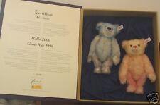 Steiff presents Hello 2000 Good-Bye 1999