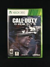 Call of Duty: Ghosts  (Xbox 360, 2013) BRAND NEW / FACTORY SEALED