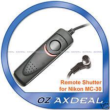 Remote Switch for Nikon D700 D300 D200 D3 as MC-30 OZ