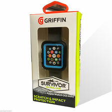 GENUINE GRIFFIN SURVIVOR TACTICAL CASE FOR 42MM APPLE WATCH 1 2 3   BLUE
