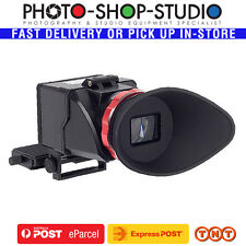 """GGS LCD Viewfinder Swivi S6 3:2 4:3 3.0"""" 3.2"""" (3X, Foldable, Base Plate)"""