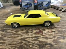 AMT 1/25 1969 MERCURY COUGAR ELIMINATOR PARTIAL BUILD RARE !! COMPLETE W/BOX
