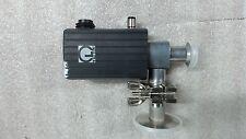 Oerlikon Leybold EV 16 EP AL Vacuum Angle Valve 28745  -  60 day warranty