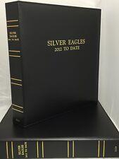 CAPS Album American Silver Eagle 2012-Date for Air-Tite Capsules 2229