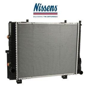 For Engine Cooling Radiator Nissens for Mercedes-Benz 1999-2000 C230