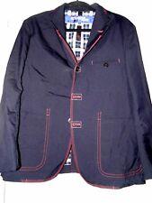 """JUNYA WATANABE MAN COMME DES GARCONS blazer black cotton 3 button medium ch 42"""""""