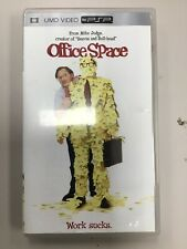 Office Space Playstation UMD Video