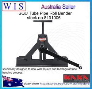 Square Tube Bender, High Quality Square and Rectangular Tubing Bender-8191006