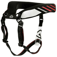 Acerbis MX Motocross ADULT Stabilising Neck Collar - Black/Red