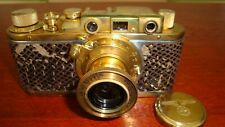 Russian Leica Copy Luftwaffe WW2 Vintage 35MM Camera SN205, Exc Condition